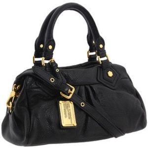 Black Marc by Marc Jacobs Classic Q Baby Satchel